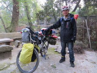 自転車の 自転車 保管 テント : ... 宿題の。テント。自転車青年